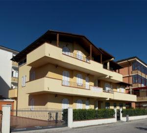 Il Residence Edelweiss a Torrette di Fano