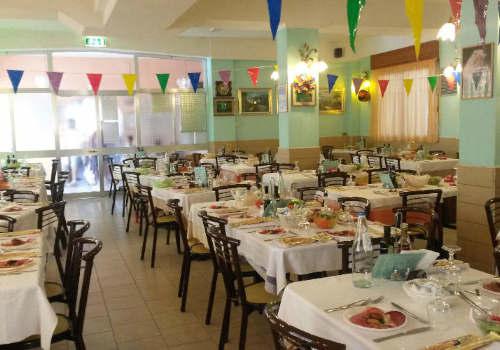 La cucina dell'Hotel Edelweiss